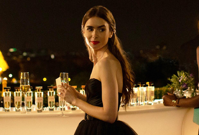 'Emily in Paris'. Beeld Netflix