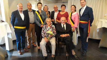 Etienne en Jeanine uit Beke vieren 65ste huwelijksverjaardag