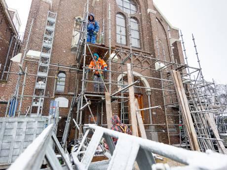 Engelbewaarderskerk in Hazerswoude-Dorp is rot van binnen