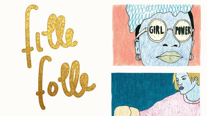 GIRLPOWER: Fille Folle brengt hun eerste boek uit!