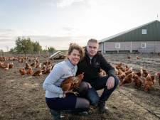 Biologisch ei uit Stavenisse gaat naar het buitenland