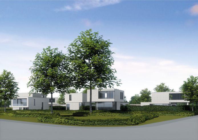 Maas Architecten. Het plan van de gemeente Losser om een nieuw woongebied te bouwen op het voormalige Topcraft-terrein in Losser, valt niet in goede aarde bij omwonenden.