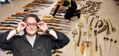 Ja, ik heb wapens in huis, maar in tegenstelling tot Dordtse jongeren draag ik ze nooit op zak