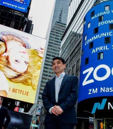 Le fondateur de Zoom parmi les nouveaux milliardaires du classement des Américains les plus riches