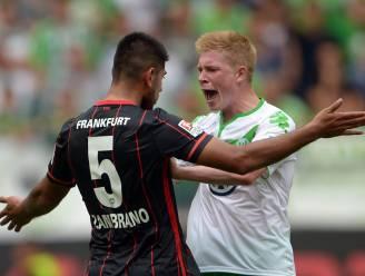 Bijrol voor De Bruyne in mogelijk laatste match bij Wolfsburg