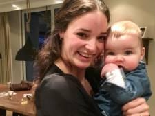 Moeder ontsnapte met baby aan vallende boom: 'Ik had een engel op de schouder'