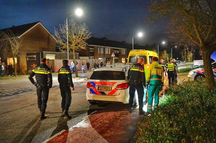 Politie lost waarschuwingsschoten bij aanhouding in Valkenswaard