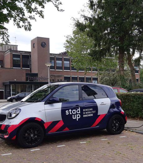 Vijf keer zoveel laadpalen in Enschede in 2025