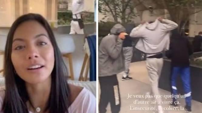 """15-tal jongeren belagen voormalige Miss France in Parijs: """"Ik voelde me zo zwak en hulpeloos"""""""