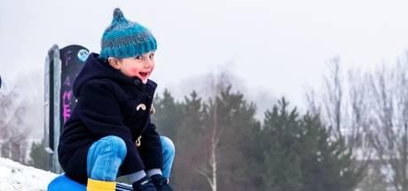 Sneeuw zorgt voor pret, overlast en fraaie plaatjes