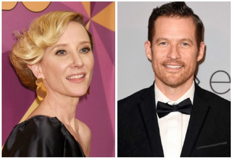 Anne Heche en James Tupper
