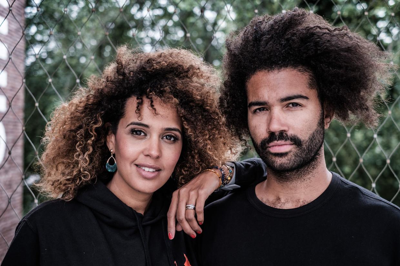 Tatyana en Yannick Beloy.