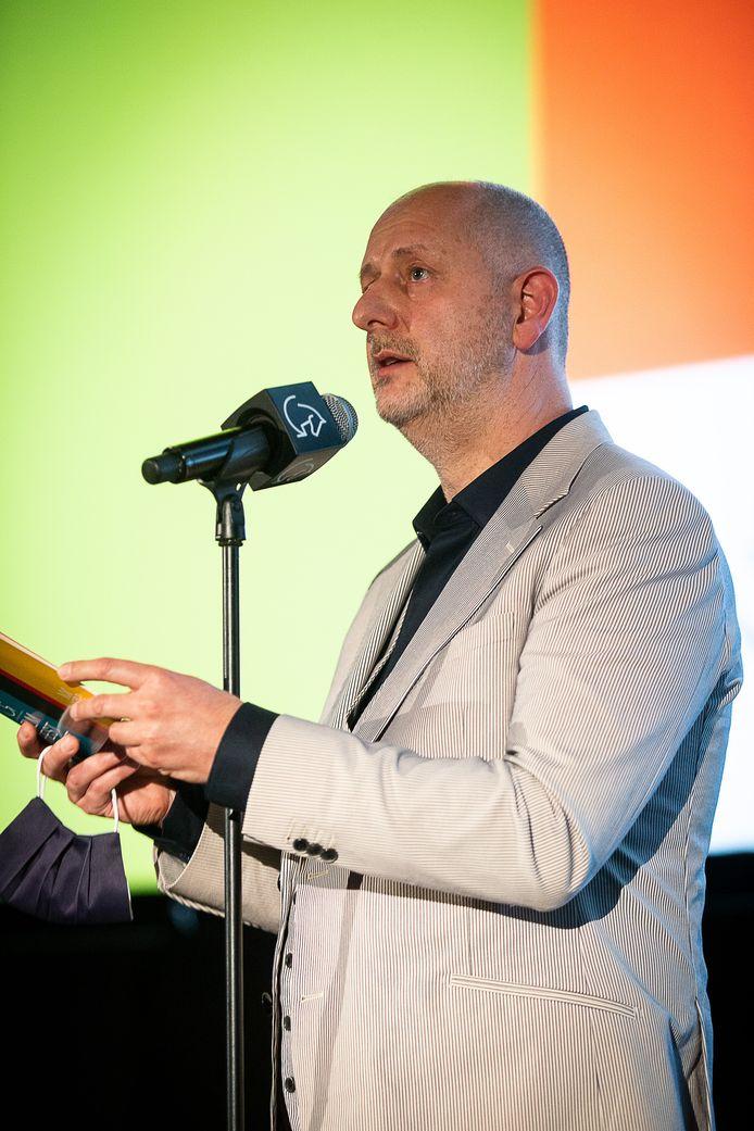 Programmadirecteur Wim De Witte.