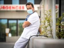 """""""Mettons en place une armée d'infirmières de réserve"""", propose le Dr Devos"""