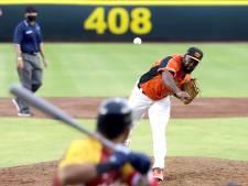 Opnieuw dreun voor Nederlandse honkballers in jacht op Olympische Spelen