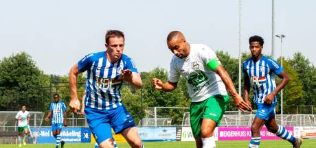 Valse start voor FC Eindhoven: drie basiskrachten niet speelgerechtigd