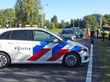 Auto's botsen op kruising Beulakerweg tussen Wanneperveen en Giethoorn