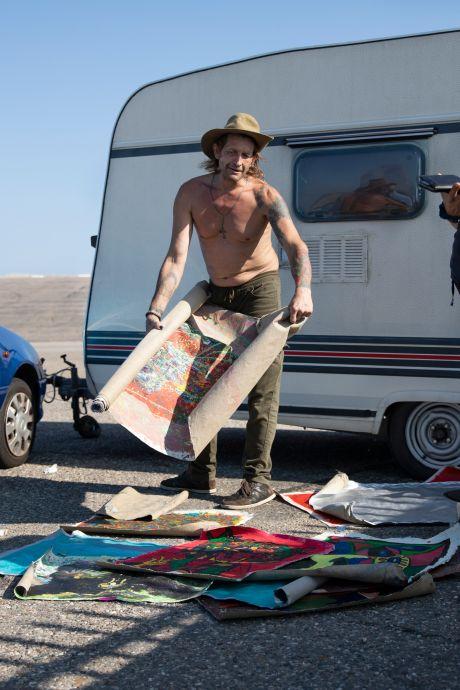 Nicole en Albert hebben een caravan, maar geen camping: 'We zijn nu een soort vagebonders geworden'