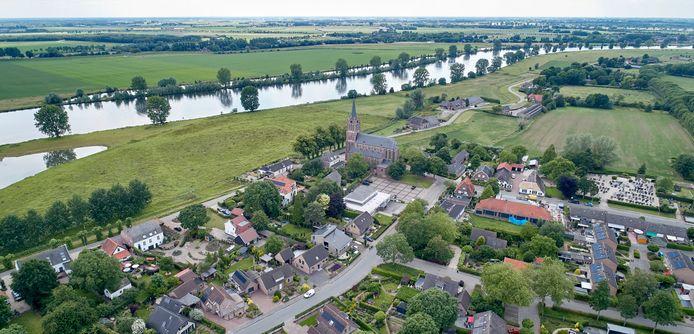 Maasbommel is een overnachtingsplek kwijt door het sluiten van Gasterij De Dijkgraaf.