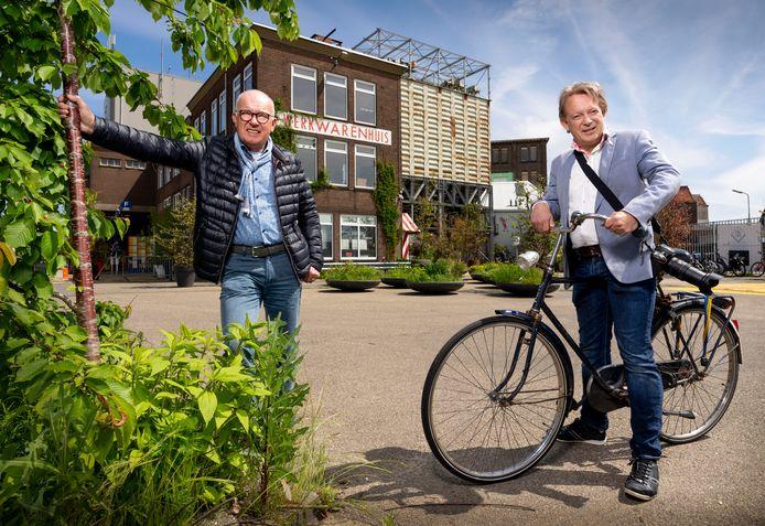 Marry Bouman (links) en Chris Korsten werken al jaren als freelancers voor het Brabants Dagblad.
