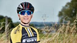"""18-jarig Belgisch supertalent wellicht binnen enkele weken prof: """"Ik trap wattages zoals Froome"""""""