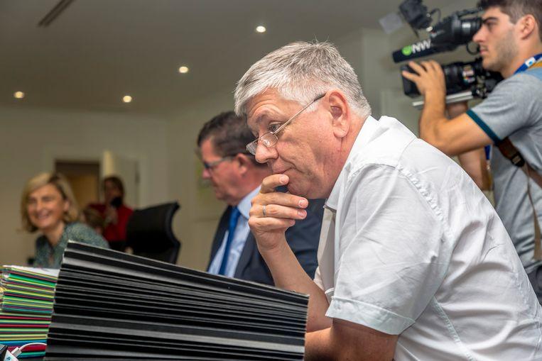 Vlaams minister van Welzijn Jo Vandeurzen (CD&V). Beeld BELGA