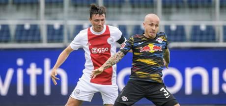 Ajax en Leipzig in evenwicht bij basisdebuut Berghuis