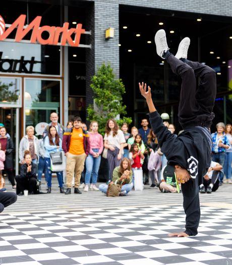 Straatbeeld: Dit is een lekkere dansvloer