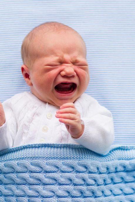 Son bébé pleurait sept heures par jour à cause du syndrome de KiSS, peu connu en Belgique