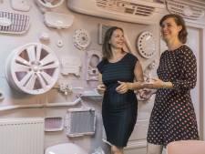 Vrouwen runnen autobedrijf: 'Mannen hoeven bij ons niet te doen alsof ze iets met auto's hebben'