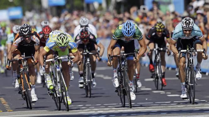 Sagan pakt drie op drie in Californië, Boonen derde