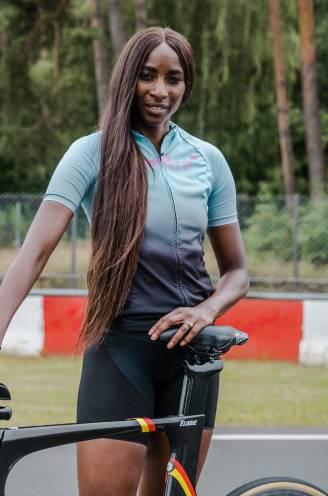 Elodie Ouédraogo werd opnieuw topsporter voor WK tijdrijden, maar blijft ze ook fietsen?