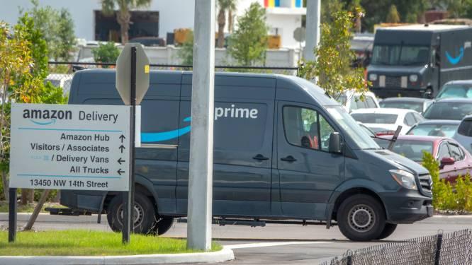 Amazon erkent dat werknemers soms moeten plassen in flessen