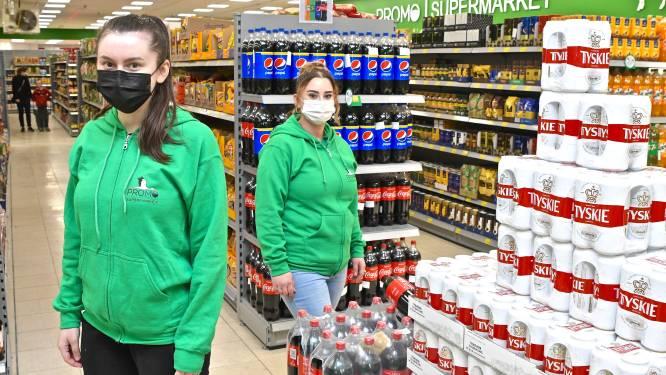 Succesvolle opening voor Poolse supermarkt in centrum Wevelgem