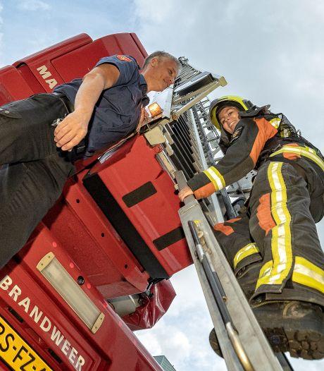 Geschikt/ongeschikt: verslaggever Florine probeert of zij de 'ballen' heeft om brandweervrouw te worden