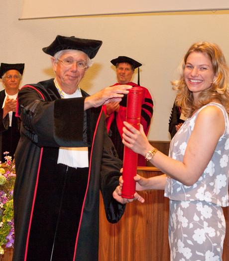 Doctoraat in New York voor Kirsten uit Rijssen