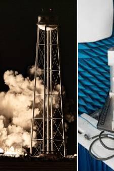 Ruimtestation ISS krijgt vrouwvriendelijk toilet van 20 miljoen euro
