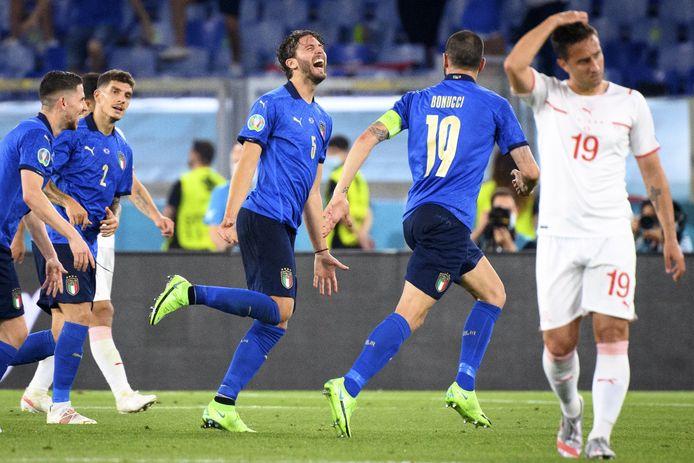 Italiaanse voetbalelftal