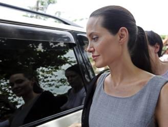 """Angelina Jolie: """"Ruziën met Brad is zwaar"""""""