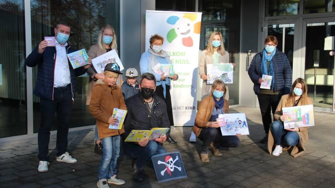 Ruiselede, Pittem, Meulebeke en Wingene organiseren vier wandelroutes met kinderboek als rode draad