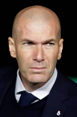 """Zidane is scherp voor Real Madrid in open brief: """"De club gaf me te weinig vertrouwen"""""""