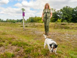 Doodgebeten reeën en platgetrapte vogelnesten, natuur de dupe van achteloze hondenbaasjes