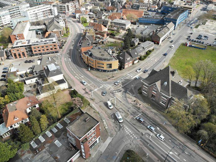 Deldenerstraat Bankastraat Centrum Hengelo