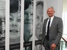 Waarnemend burgemeester Toon van Asseldonk: 'Ik ga uit van een klus van negen maanden in Grave'