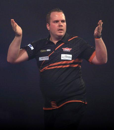 Kwartfinales eindstation voor imponerende Van Duijvenbode, 'Barney' al vroeg onderuit
