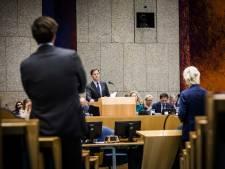 LIVE | Rutte botst met Wilders en Baudet over opvang Syriërs