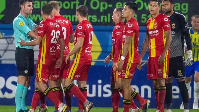 Positieve tussenbalans voor Go Ahead Eagles na hectische avond in Waalwijk, maar fysieke achterstand is reden voor zorg