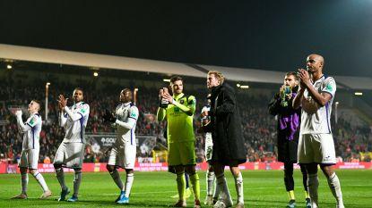 Geen goals in teleurstellende kersttopper, Anderlecht verliest weer terrein op top zes
