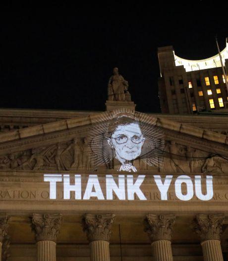 Ruth Bader Ginsburg aura une statue à New York