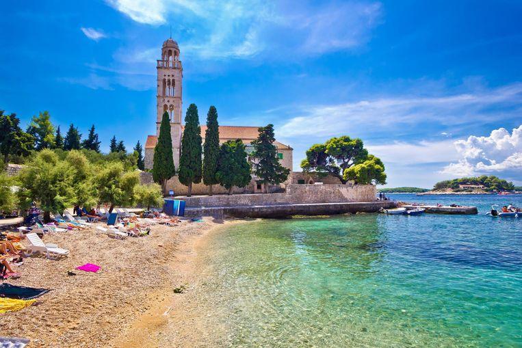 Het pittoreske Kroatische eiland Hvar. Beeld Thinkstock